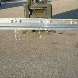Photo of 2.75M STAINLESS STEEL WASH TROUGH