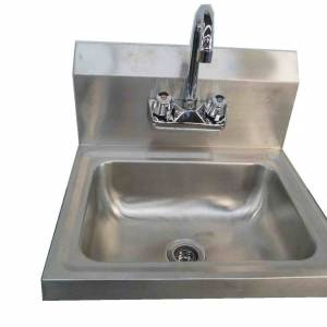 Photo of CATERSALES HAND BASIN WITH H&C TAPS
