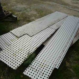 Photo of STAINLESS STEEL PERFORATED SHEETS