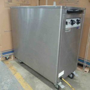 Photo of FED  MOBILE DOUBLE 30CM PLATE WARMER
