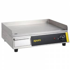 Photo of APURO ELECTRIC 500MM GRIDDLE HOT PLATE / GC862A