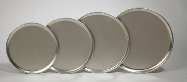 Photo of PIZZA TRAYS - ROUND ALUMINIUM