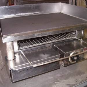 Photo of GRIDDLE HOTPLATE