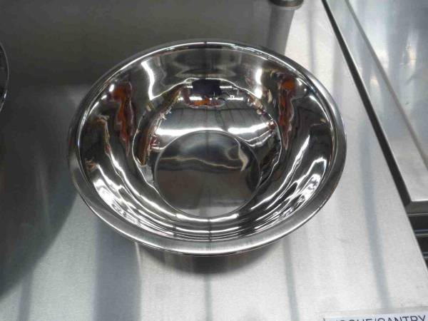Photo of VOGUE STAINLESS STEEL MIXING BOWLS