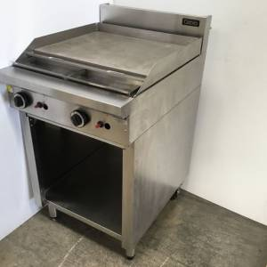 Photo of MOFFAT 600MM NATURAL GAS COOK TOP ON OPEN CABINET