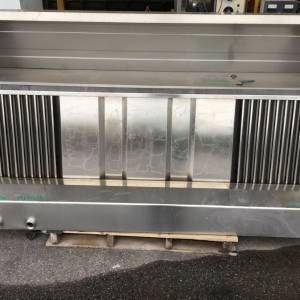 Photo of COOKING FUME DEPURATION MACHINE EXHAUST CANOPY