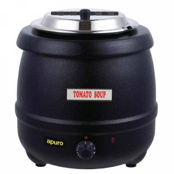 Photo of NEW APURO 10L COMMERCIAL SOUP KETTLE