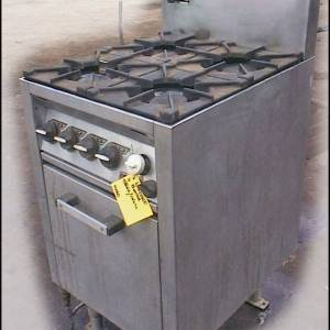 Photo of OVEN COOK TOP