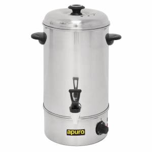 Photo of APURO COMMERCIAL 20 LITRE STAINLESS STEEL URN