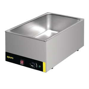 Photo of APURO SINGLE HOT BAIN MARIE WITH NO TRAYS  L371A