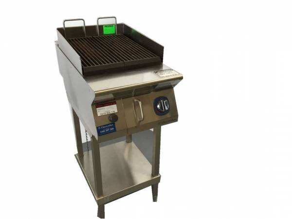 Photo of ELECTROLUX 400MM CHAR GRILL NATURAL GAS ON STAND