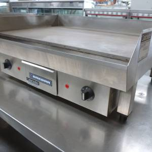Photo of MOFFAT BAKBAR GRIDDLE HOT PLATE 700MM 240 VOLT