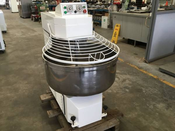 Photo of SPIRAL MIXER SPRINT 120(LITRE) COMMERCIAL 2 SPEED