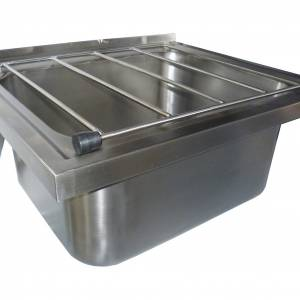 Photo of NEW STAINLESS STEEL MOP SINK