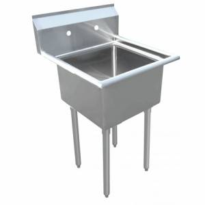 Photo of CATERSALES STAINLESS STEEL HAND WASH TROUGH