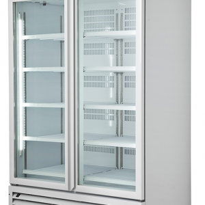 Photo of QUIRKS 1020 LITRE 2 DOOR DISPLAY FRIDGE