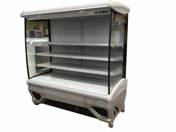 Photo of 1.9M OPEN FRONT REFRIDGERATED DISPLAY CABINET