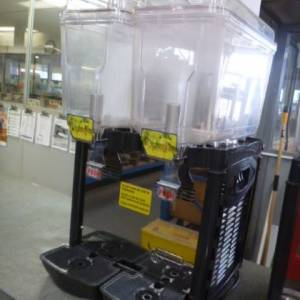 Photo of COLD JUICE DISPENSER 2 X 12 LITRE