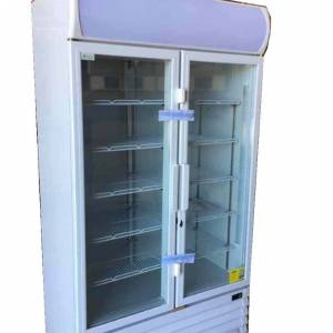 Photo of THERMASTER 1000 LITRE 2 DOOR DISPLAY FRIDGE
