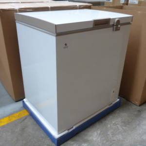 Photo of SIMCO 155 LITRE SOLID TOP CHEST FREEZER