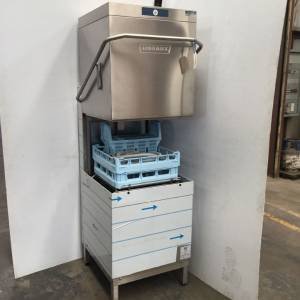 Photo of HOBART COMMERCIAL DISH WASHER